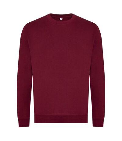 Awdis Sweat-shirt organique pour hommes (Bordeaux) - UTPC4333