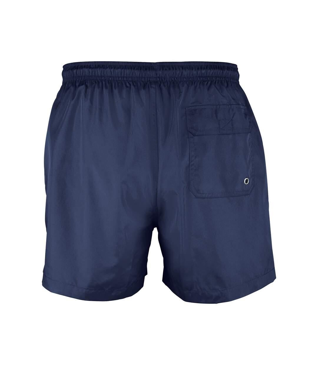 Dégagement Sols Short De Bain Sunrise Homme Bleu marine UTPC3643 dsf.d455nksdKLFHG
