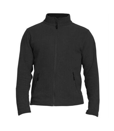 Gildan Mens Hammer Micro Fleece Jacket (Black) - UTPC3986
