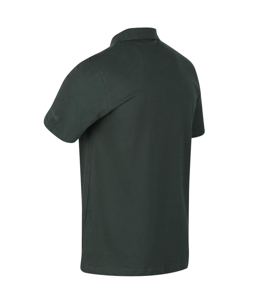 Regatta Mens Sinton Lightweight Polo Shirt (Deep Forest) - UTRG5794