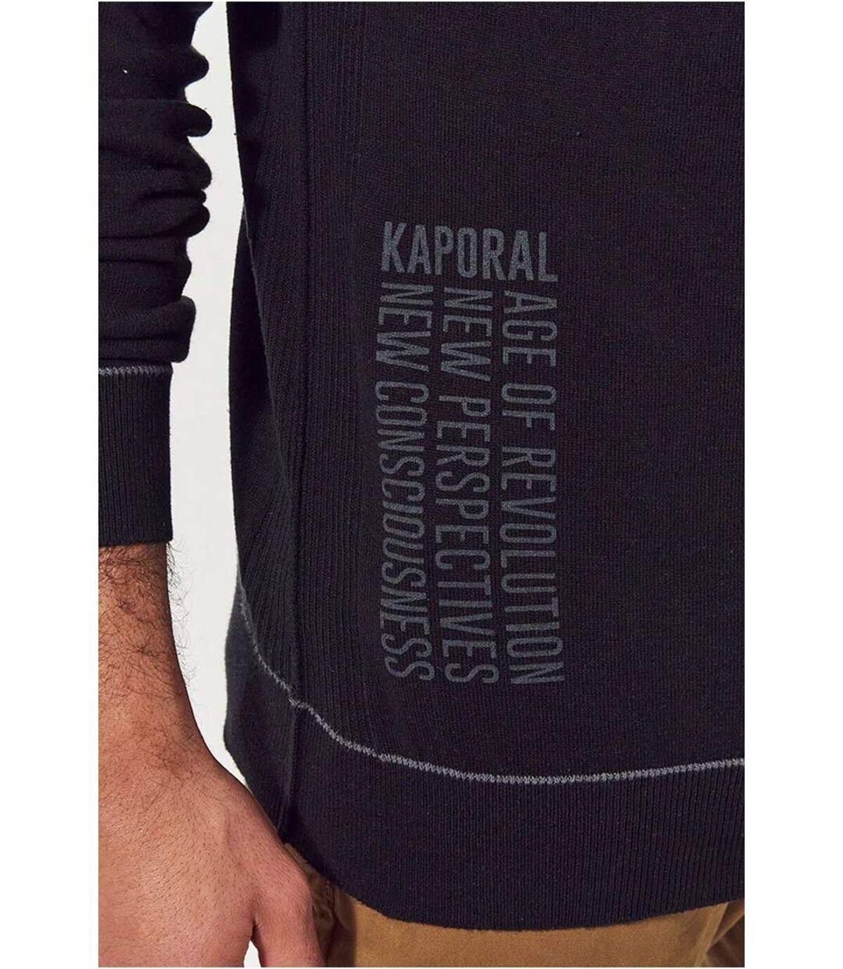 Pull coton bio  -  Kaporal - Homme