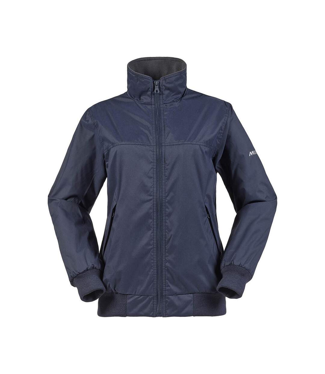 Musto Mens Snug Blouson II Showerproof Jacket (True Navy/True Red) - UTRW5600