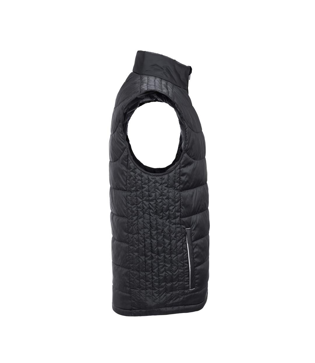 Russell Mens Nano Bodywarmer (Black) - UTRW7545