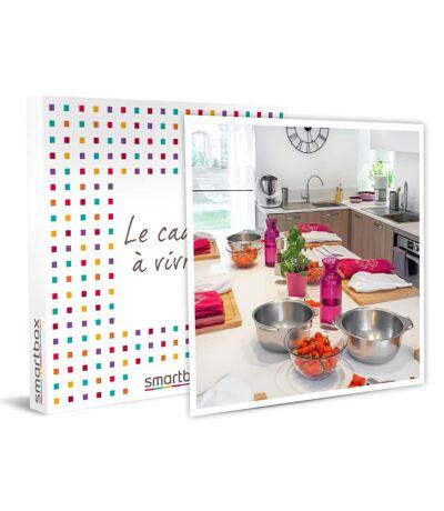 SMARTBOX - Atelier culinaire de 3h avec Escale en Cuisine à Vannes, en Bretagne - Coffret Cadeau Gastronomie
