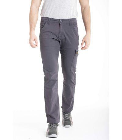 Pantalon de travail coupe charpentier CARP gris