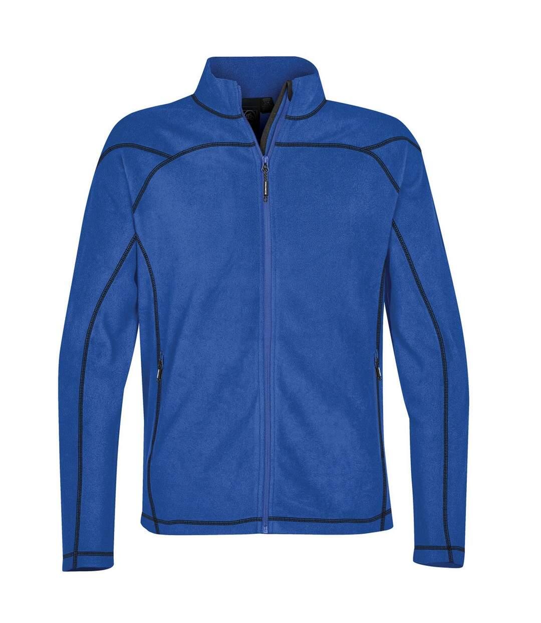 Stormtech Mens Reactor Fleece Shell Jacket (Black) - UTBC3889