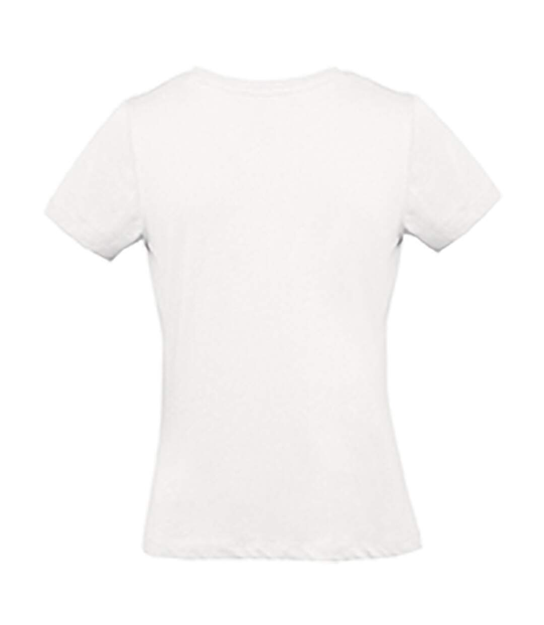B&C -T-Shirt Inspire - Femme (Blanc) - UTBC3913