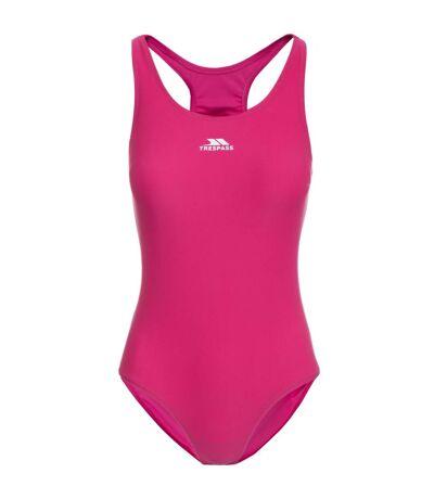 Trespass Womens/Ladies Adlington Swimsuit/Swimming Costume (Pink Lady) - UTTP2847