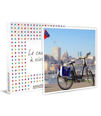 SMARTBOX - Visite insolite de Marseille en vélo électrique - Coffret Cadeau Sport & Aventure