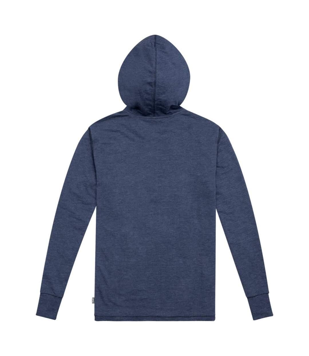 Slazenger Mens Reflex Knit Hoodie (Heather Blue) - UTPF1766