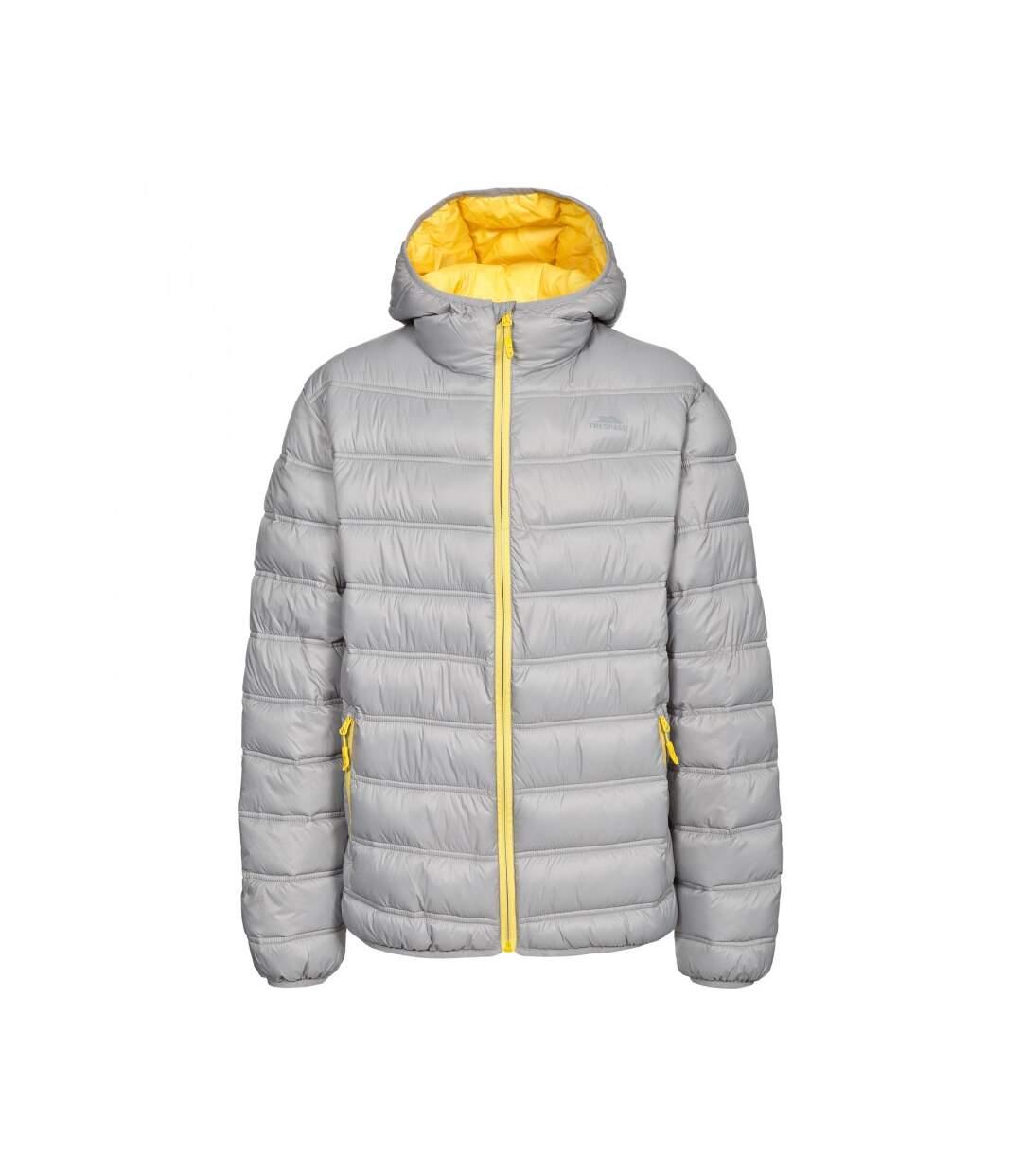 Trespass Mens Irrate Padded Jacket (Cool Grey) - UTTP1142