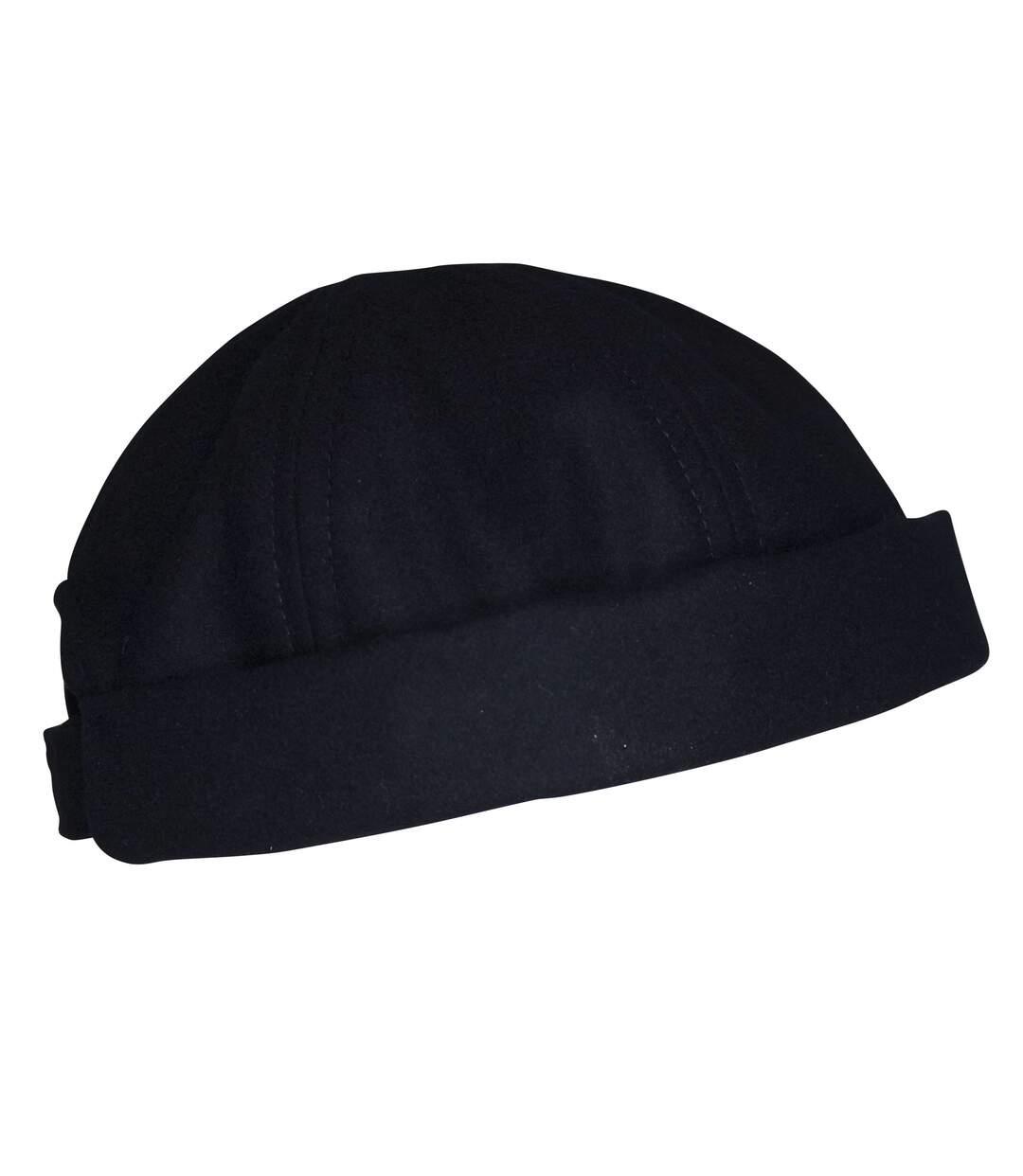 Dégagement Bonnet laine marin dsf.d455nksdKLFHG