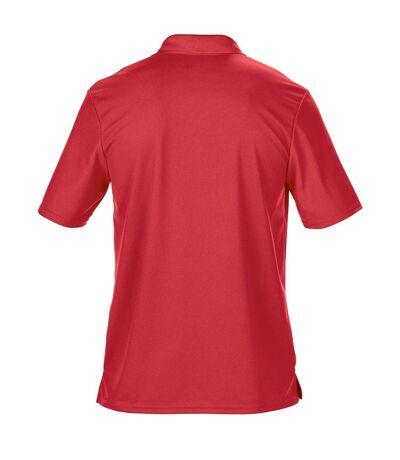 Gildan Mens Performance Sport Double Pique Polo Shirt (Red) - UTBC3188