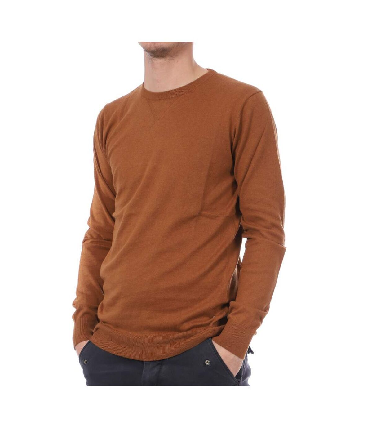 Pull Camel Homme Teddy Smith P-Ethan