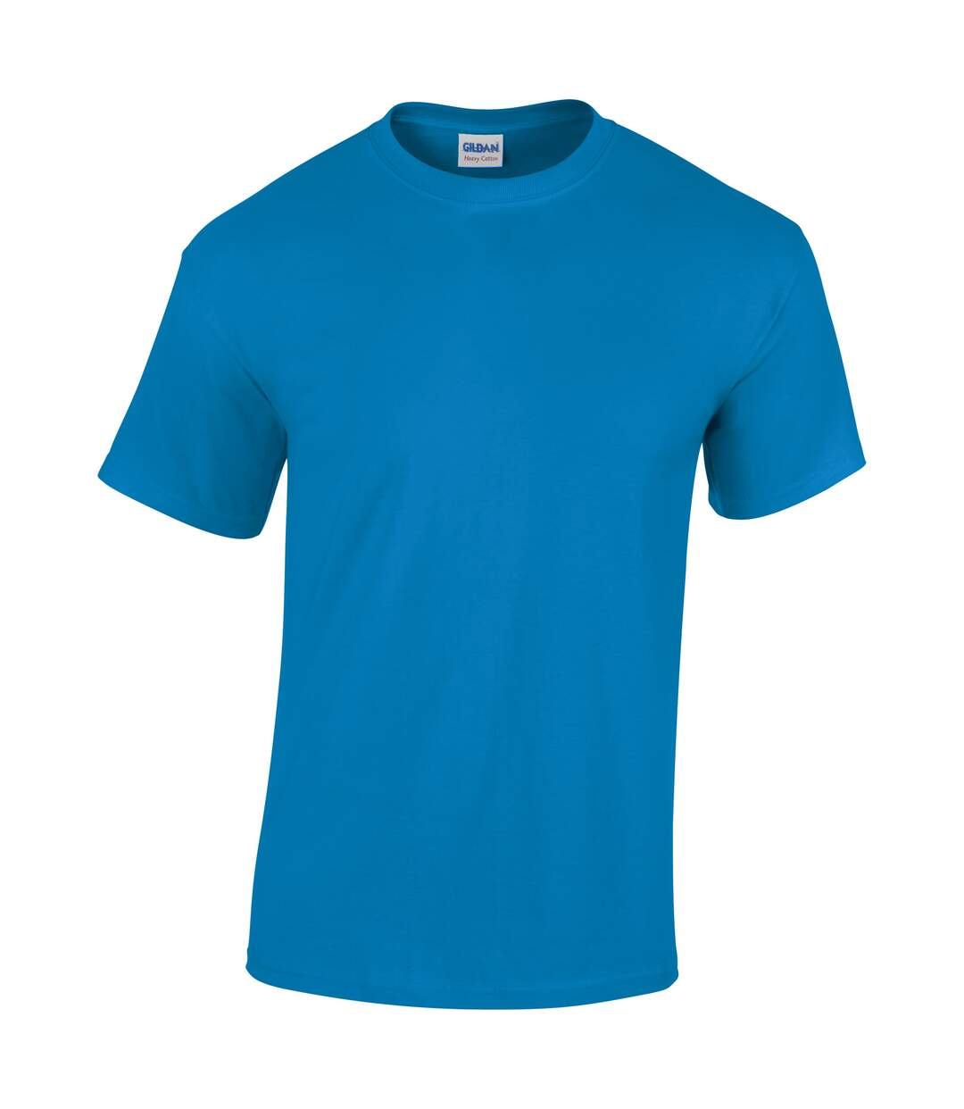 Gildan - T-shirt à manches courtes - Homme (Gris sombre) - UTBC481
