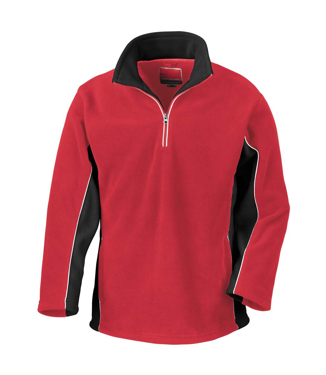 Result Mens Tech3 Sport Anti Pilling Windproof Breathable Fleece (Navy/Sky) - UTBC935
