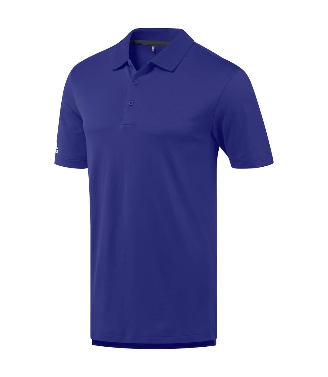 Adidas Mens Performance Polo Shirt (Collegiate Royal) - UTRW6133