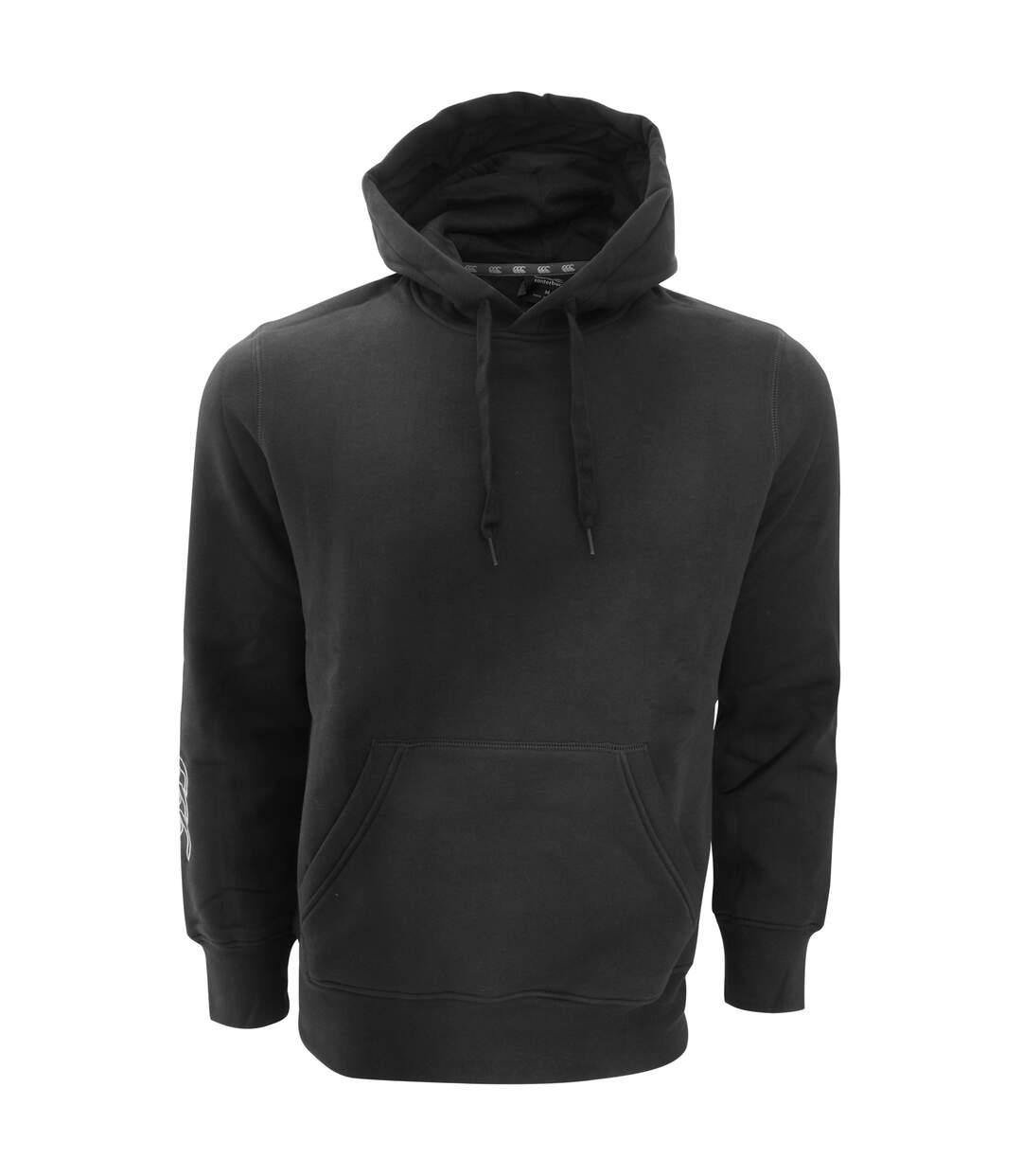 Canterbury Mens Team Hooded Sweatshirt/Hoodie (Navy) - UTPC2484