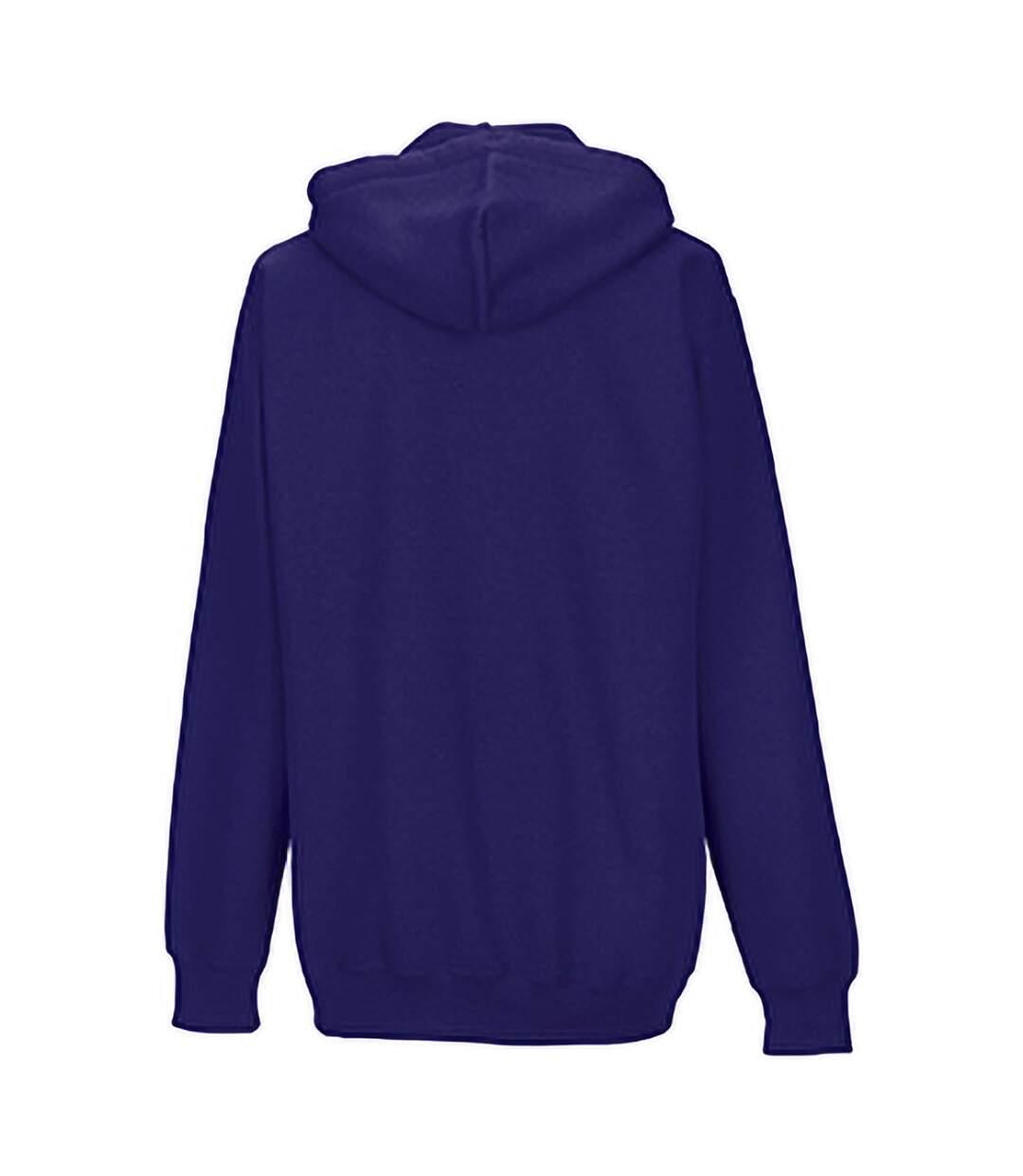 Russell Colour Mens Hooded Sweatshirt / Hoodie (Yellow) - UTBC568