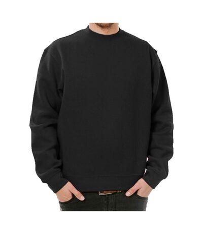 Casual Original Mens Sweatshirt (Black) - UTAB258