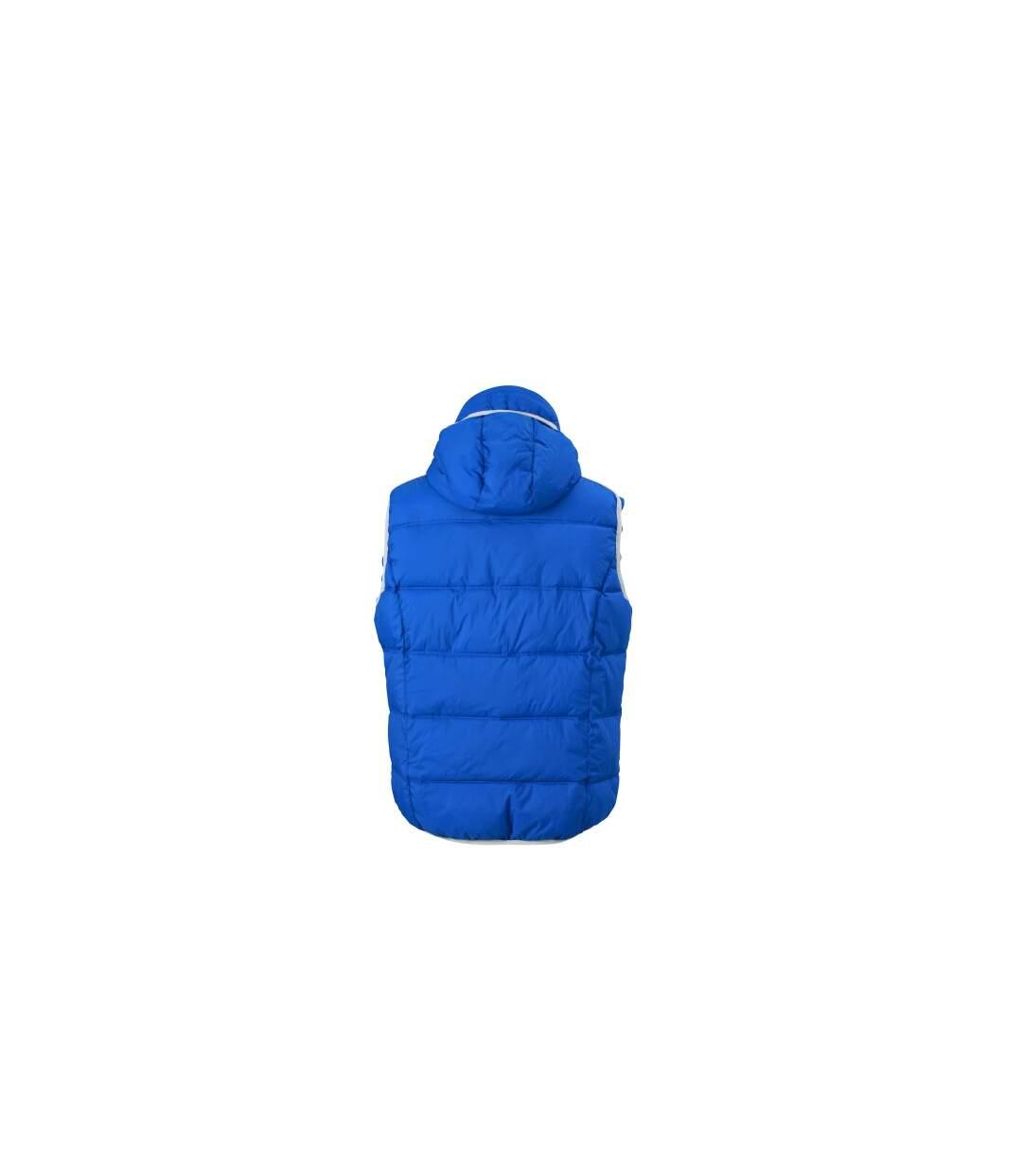Doudoune sans manches pour homme - JN1076 - bleu nautique