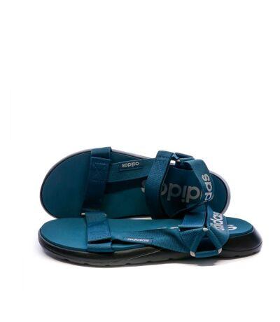 Sandales bleu homme Adidas Comfort