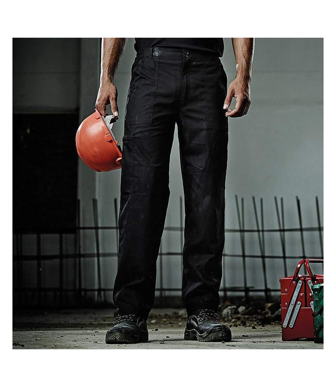 Regatta - Pantalon de travail, coupe longue - Homme (Noir) - UTBC1490