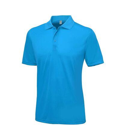 AWDis Just Cool Mens Smooth Short Sleeve Polo Shirt (Orange Crush) - UTPC2632