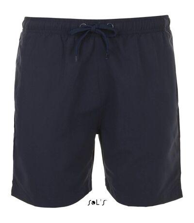 short de bain Homme - 01689 bleu marine