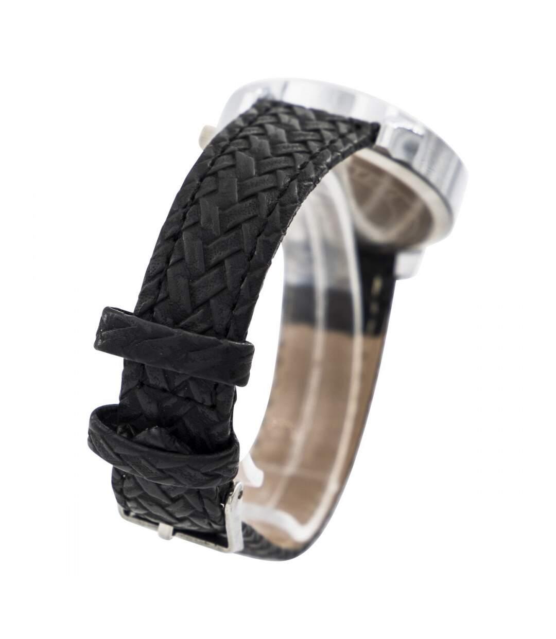 Dégagement Montre Femme CHTIME bracelet Cuir Noir dsf.d455nksdKLFHG