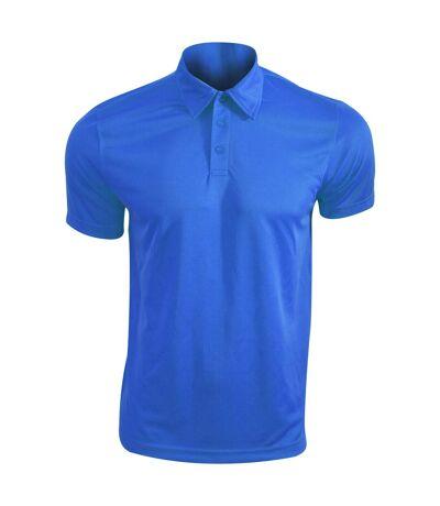 Kariban Proact Mens Short Sleeve Performance Polo Shirt (Navy) - UTRW4246