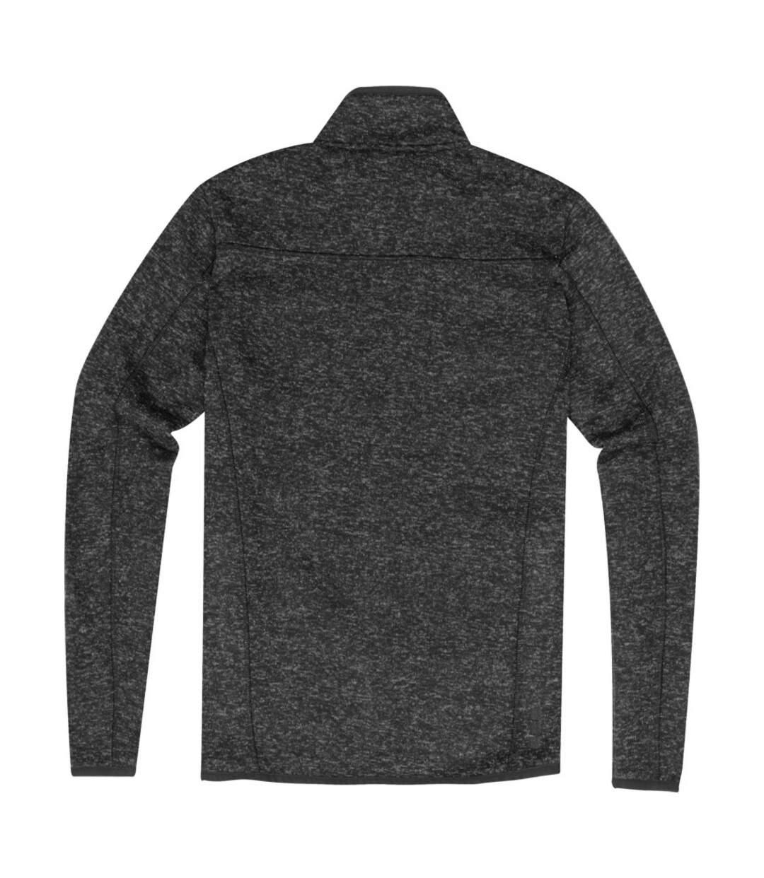 Elevate Mens Tremblant Knit Jacket (Heather Blue) - UTPF1954