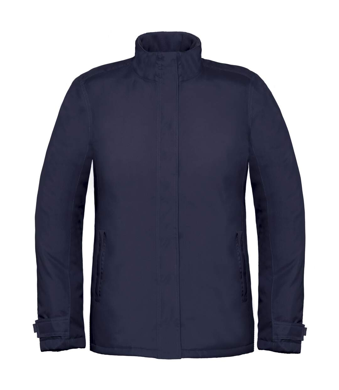 B&C Womens/Ladies Premium Real+ Windproof Waterproof Thermo-Isolated Jacket (Navy Blue) - UTBC2003