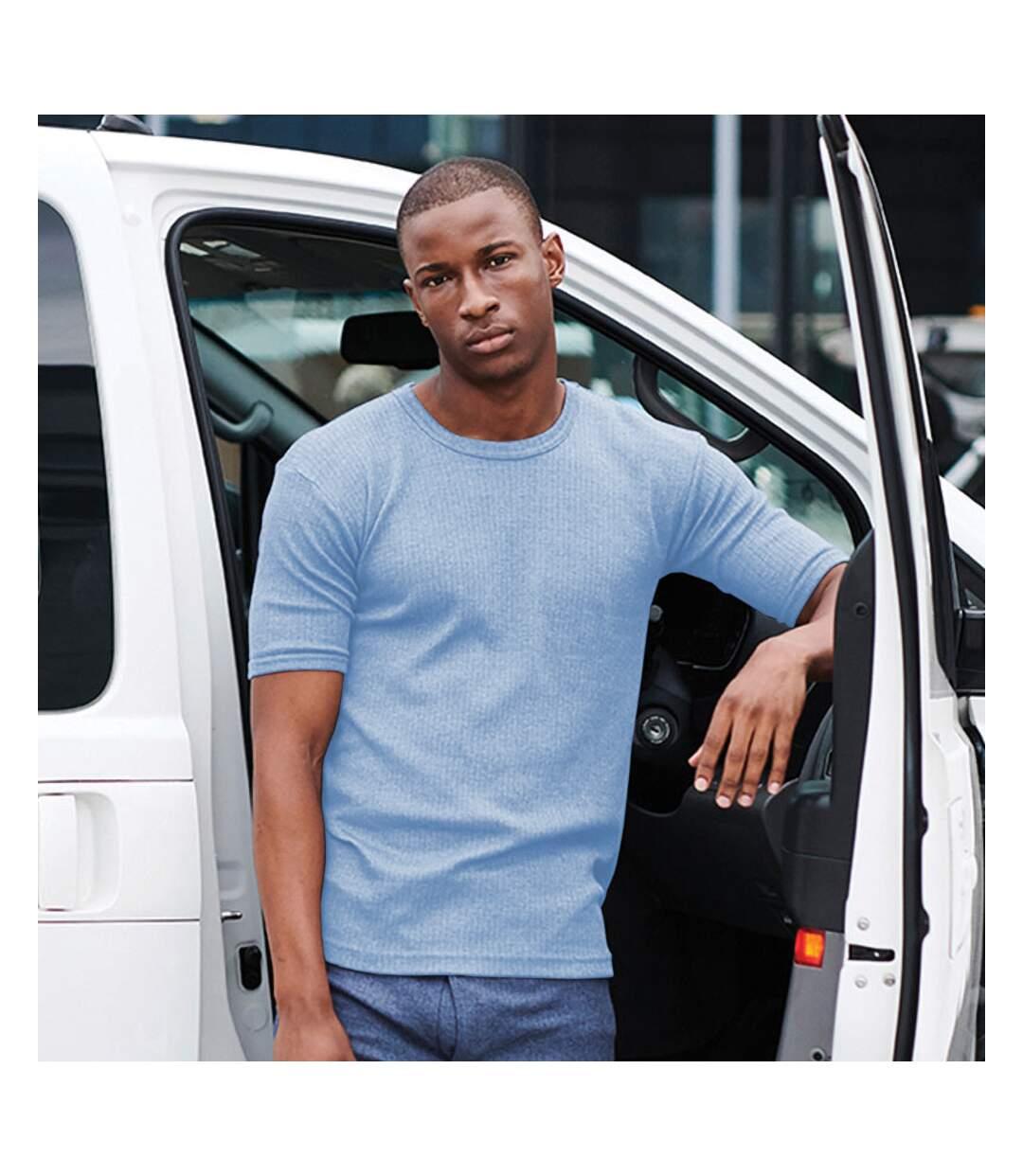 Regatta - T-shirt thermique à manche courtes - Homme (Bleu) - UTRW1258