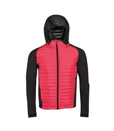 SOLS Mens New York Softshell Running Jacket (Neon Coral) - UTPC2570