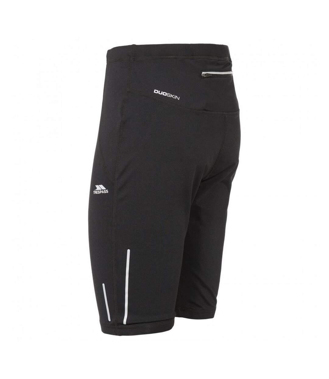 Trespass Mens Syden Active Shorts (Black) - UTTP3281