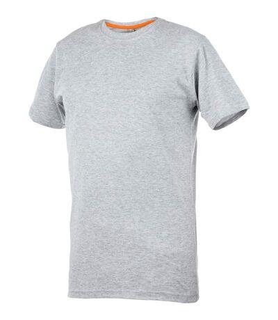 Tee-shirt de travail Job+ Würth MODYF gris