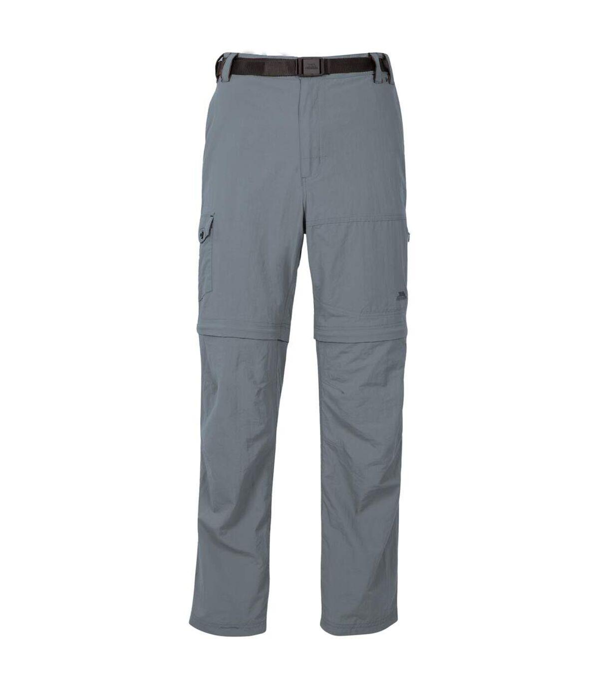 Trespass Mens Rynne Moskitophobia Hiking Trousers (Olive) - UTTP4059