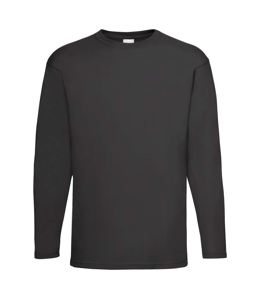 T-shirt à manches longues - Homme (Noir) - UTBC3902