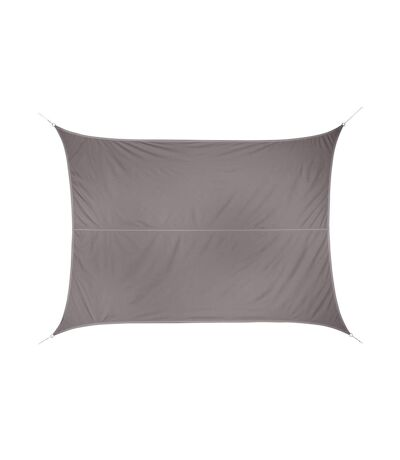 Voile d'ombrage rectangulaire Curacao - 3 x 4 m - Taupe