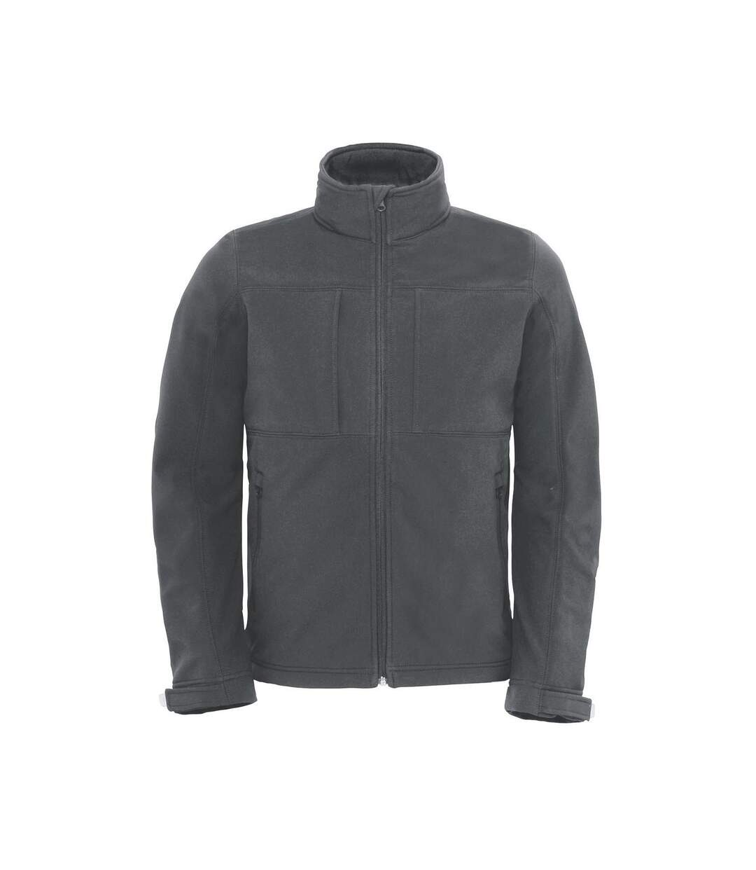 Veste softshell à capuche - hautes performances - JM950 - Gris - Homme