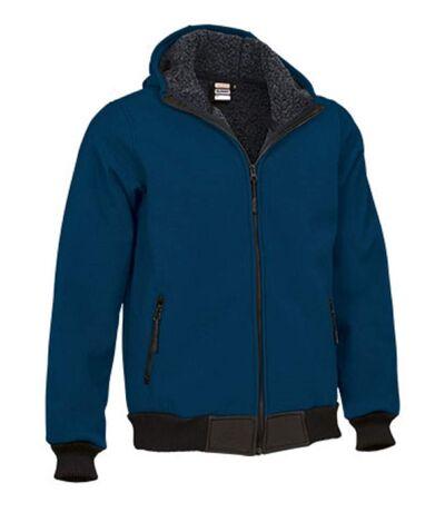 Blouson softshell - Homme - REF BLUMMER - bleu marine