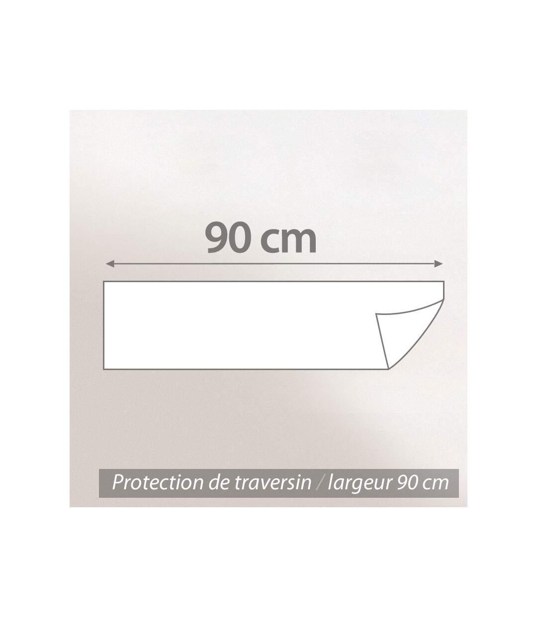 Housse de Protection de traversin absorbante Antonin Blanc 90 cm
