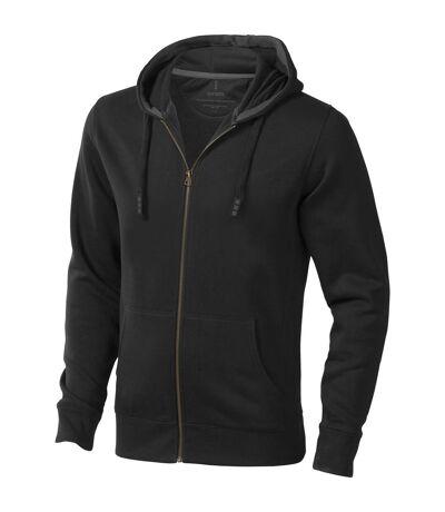 Elevate Arora - Sweat à capuche zippé - Homme (Noir) - UTPF1850