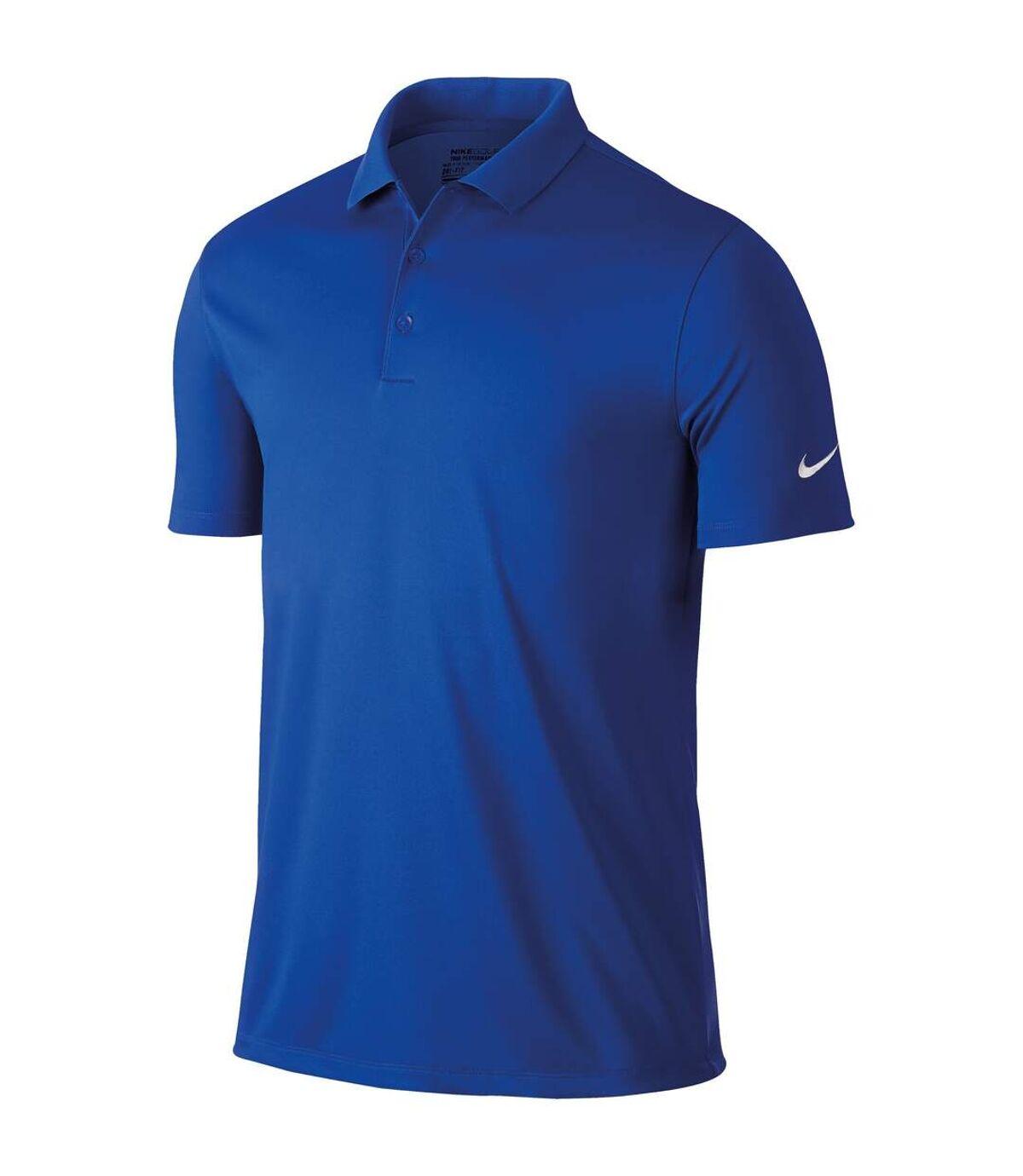 Nike Victory - Polo sport à manches courtes - Homme (Bleu roi) - UTRW3930