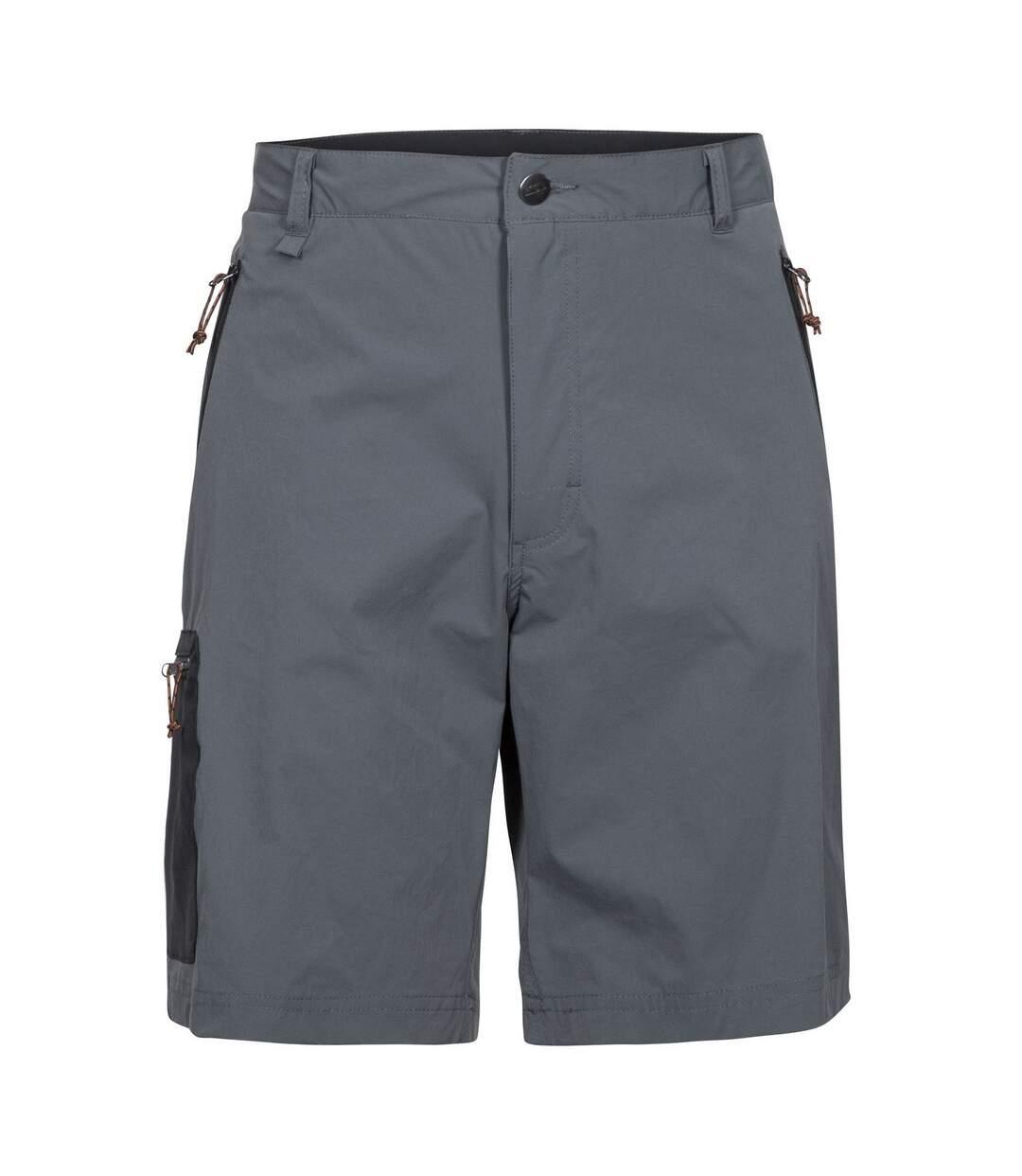 Trespass Mens Runnel Hiking Shorts (Carbon) - UTTP4141