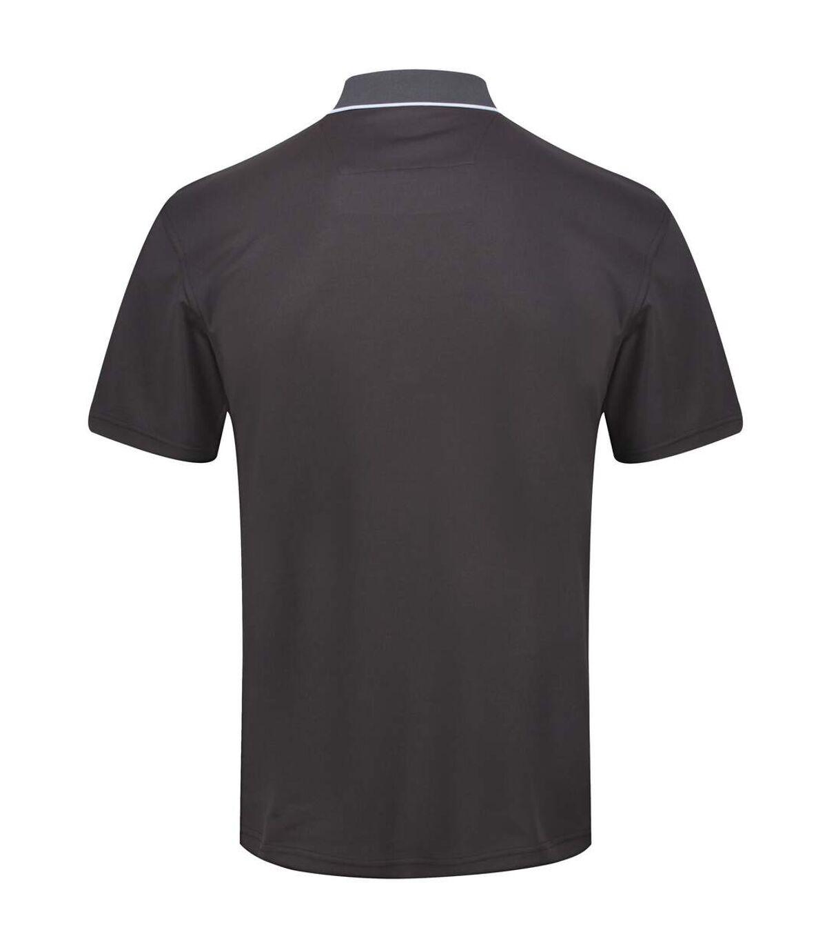 Regatta Mens Maverick V Active Polo Shirt (Magnet) - UTRG4931