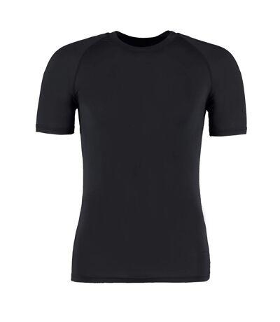 Gamegear Mens Short Sleeve Baselayer T-Shirt (Black) - UTBC3709