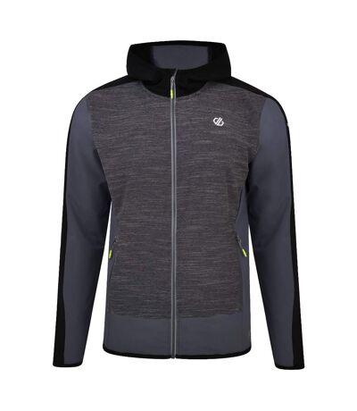 Dare 2B Mens Appertain II Softshell Jacket (Charcoal Grey) - UTRG4339