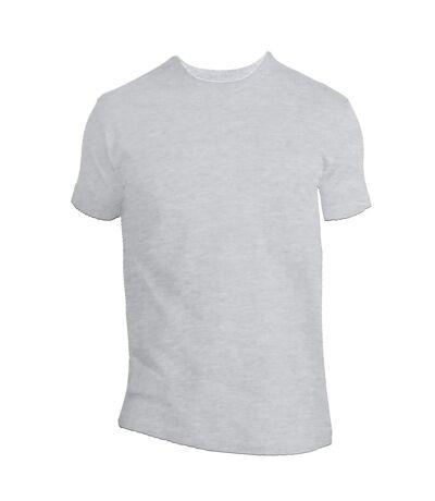 SOLS Mens Imperial Heavyweight Short Sleeve T-Shirt (Ash) - UTPC290